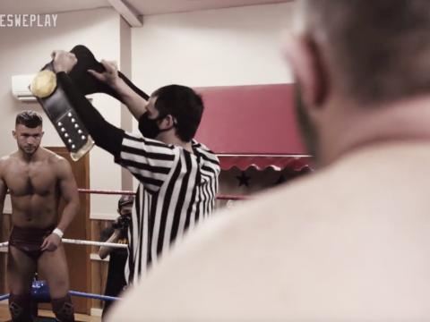 Anda Tidak Dapat Melewatkan Seri Kejuaraan Tanpa Batas Antara Daniel Garcia dan JD Drake