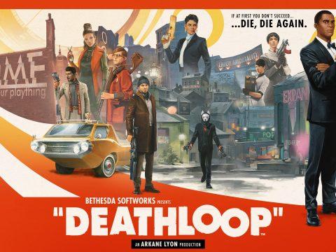 Deathloop Preorder Digital Deluxe Rewards