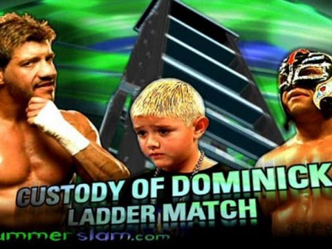 Custody of Dominik Mysterio Is One of WWE's Most Contested Titles