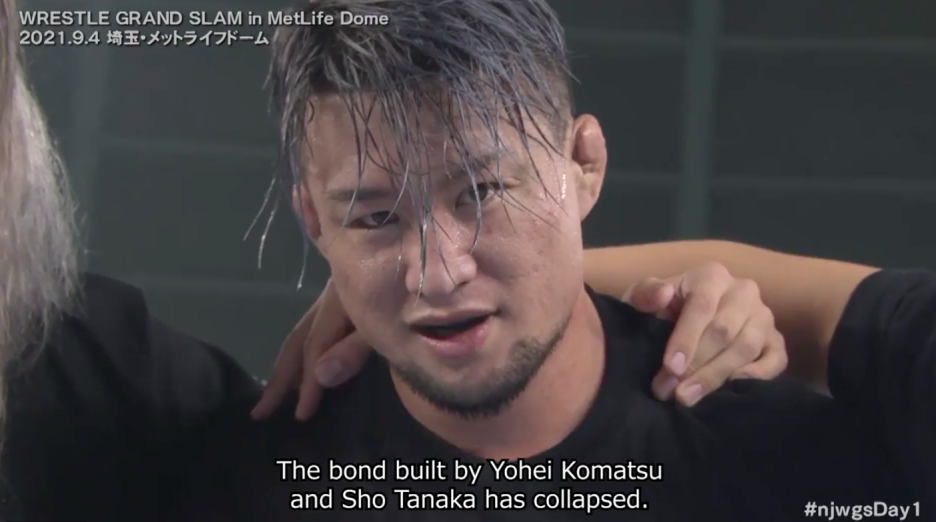 NJPW Wrestle Grand Slam in MetLife Dome Review: Torture? In My House?