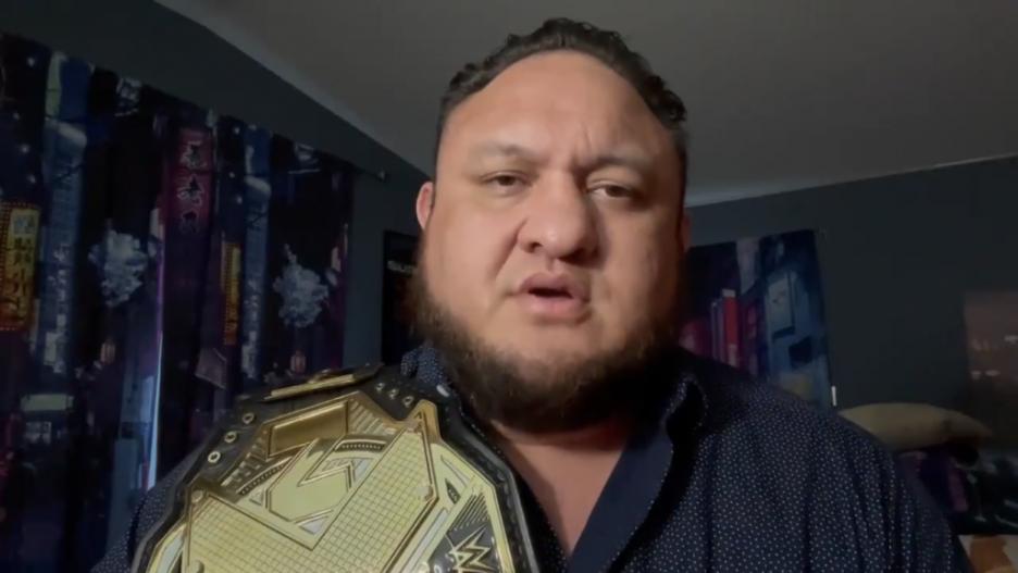 Samoa Joe Melepaskan Kejuaraan NXT: Sebuah Ulasan